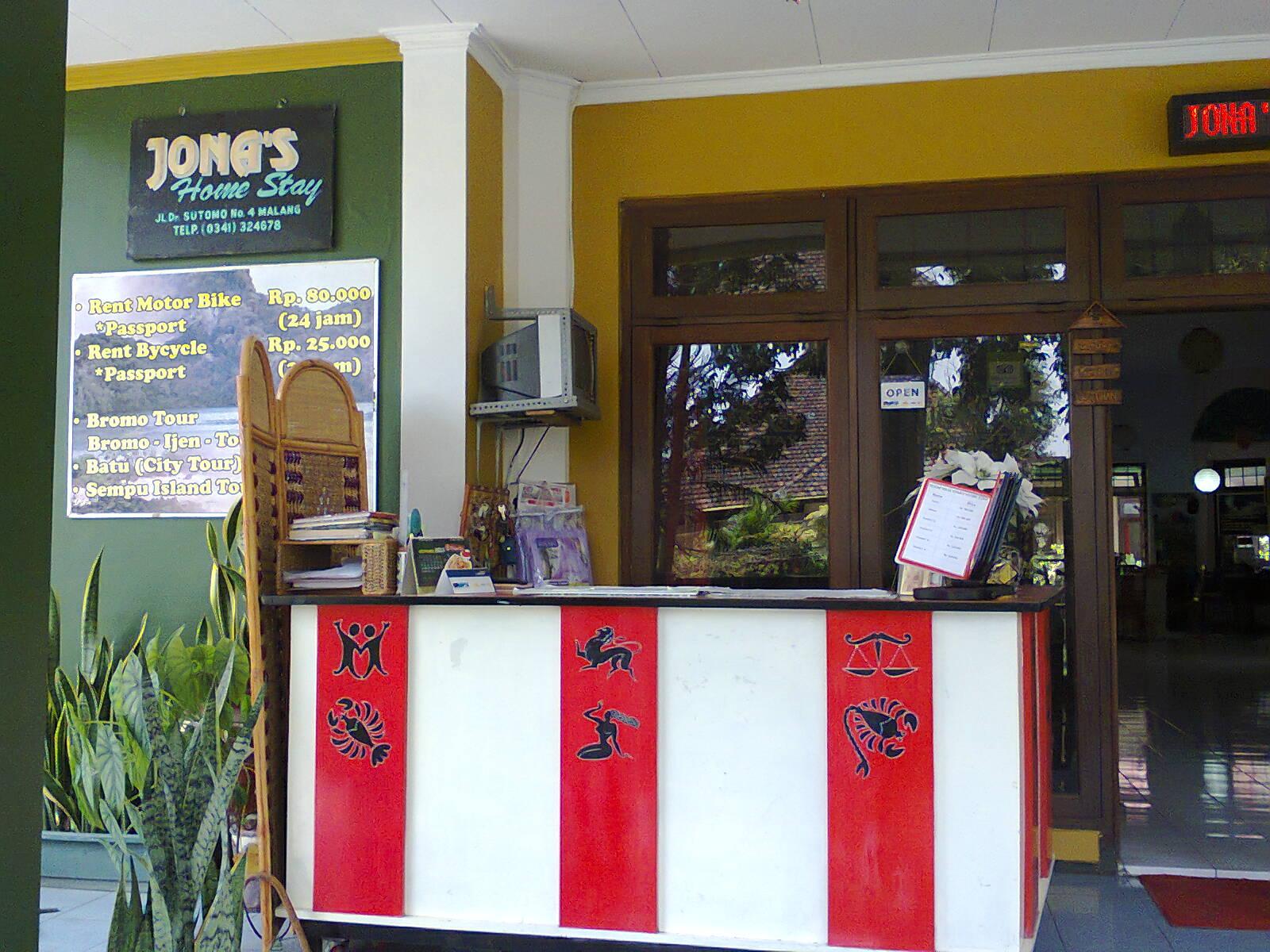 Sejarah Berdirinya Hotel Murah Malang Jonas Homestay